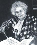Елена Фабиановна Гнесина